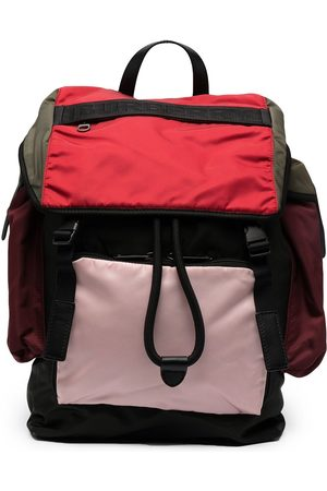 Burberry Colour-block backpack
