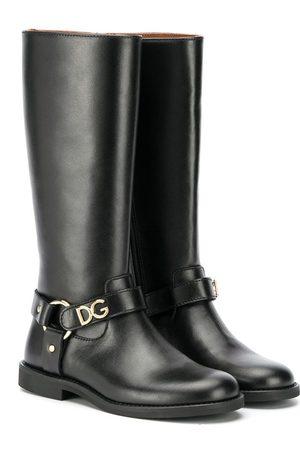 Dolce & Gabbana Calf-length boots