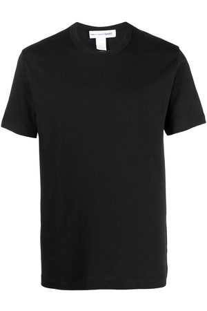 Comme Des Garçons Shirt Heren T-shirts - Crewneck cotton T-shirt