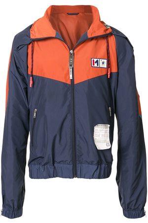 Maison Mihara Yasuhiro Heren Jassen - Pants Sleeve windbreaker jacket