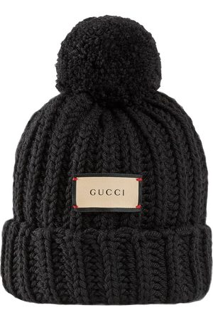 Gucci Bignabel Wool Knit Hat