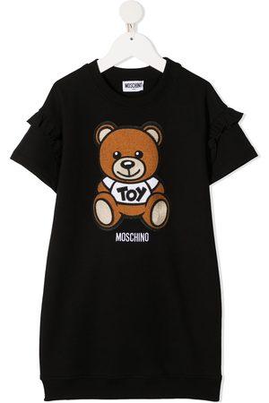 Moschino Bear-motif T-shirt dress