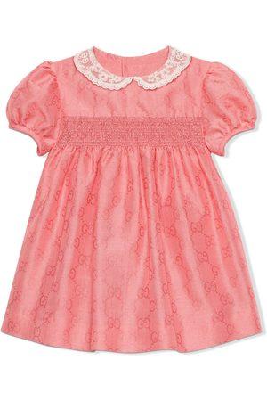 Gucci GG pattern dress