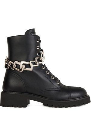 Giuseppe Zanotti Detroit biker boots
