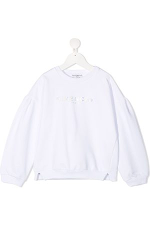 Givenchy Foil logo-print sweatshirt