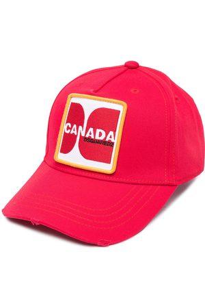 Dsquared2 Logo patch baseball hat