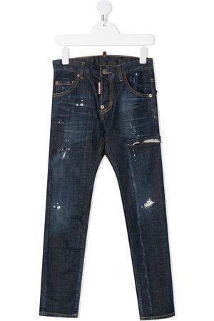 Dsquared2 Cool Guy paint-splatter jeans