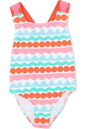 Stella McCartney Graphic-print swimsuit