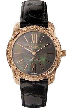 Dolce & Gabbana Heren Horloges - DG7 Gattopardo 40mm watch