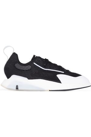 Y-3 Heren Lage sneakers - Panelled lace-up sneakers