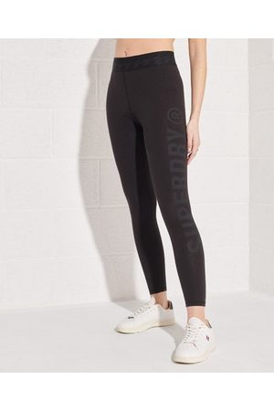 Superdry Dames Leggings - Essential 7/8 legging