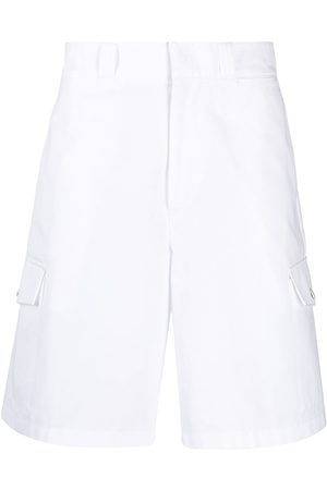 Prada Knee length cargo shorts