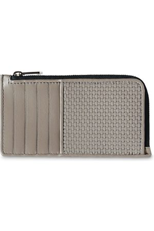 Ermenegildo Zegna Heren Portemonnees - SIMPLE CARD CASE
