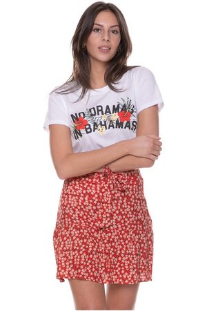 Colourful rebel Dames T-shirts - No dramas in bahamas classic tee