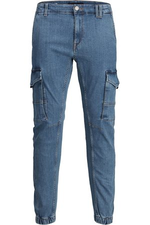 Jack & Jones Heren Tapered - Cargojeans 'Paul