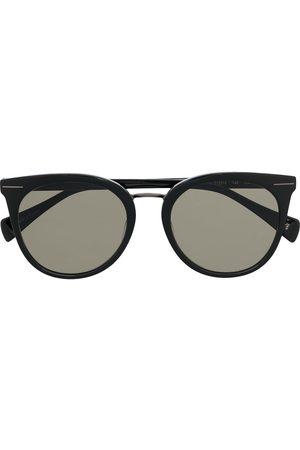YOHJI YAMAMOTO Cat-eye sunglasses