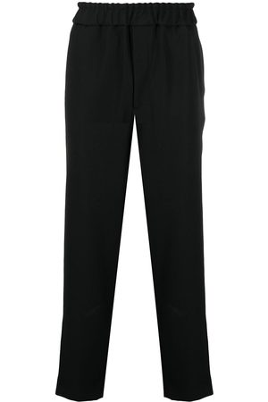 Jil Sander Zipped leg track pants