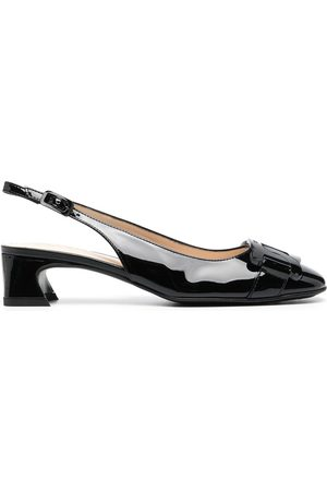 Tod's Chain-link detail pumps