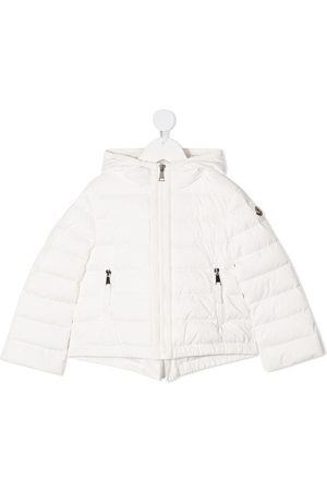 Moncler Hooded down-padded jacket