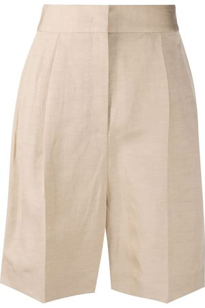 Fabiana Filippi Pressed-crease tailored shorts