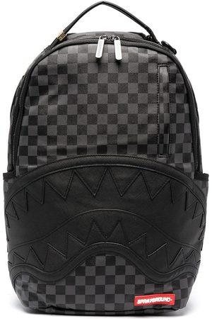 Sprayground Heren Rugzakken - Checkerboard-print backpack