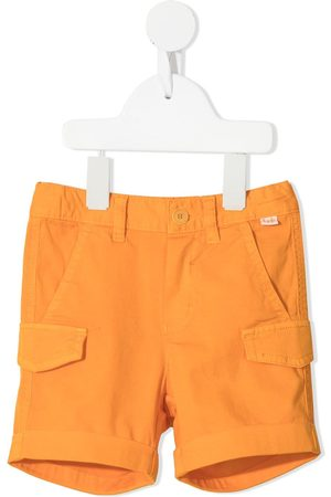 Il gufo Multi-pocket shorts