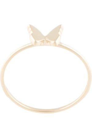 Karen Walker Dames Ringen - Mini butterfly ring