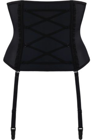 Marlies Dekkers Dames Accessoires - Meringue jarretel | black - L
