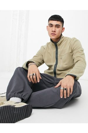 Only & Sons Fleece in beige-Grey