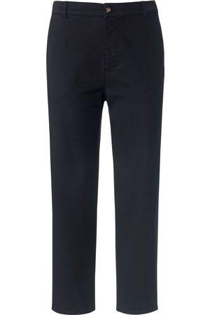 DAY.LIKE 7/8-Wide Fit-broek elastische tailleband Van