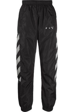 OFF-WHITE Logo-print track pants