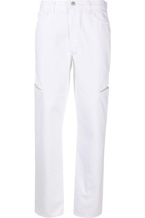 J Brand Cut-out detailed trousers