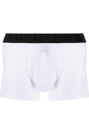 Balmain Logo-waistband boxers