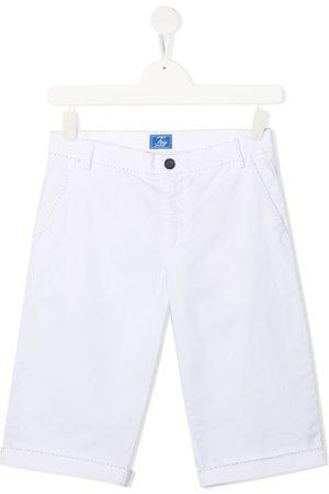 FAY KIDS Knee length shorts