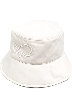 Moncler Logo embroidered bucket hat