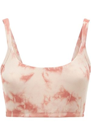 YEAR OF OURS Dames Bh's zonder beugel - Tie Dye Soft Bralette