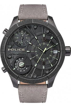 Police Heren Horloges - Horloge