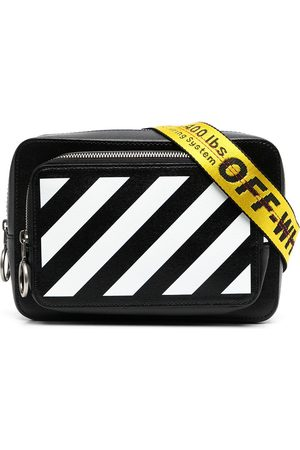 OFF-WHITE Diag belt bag