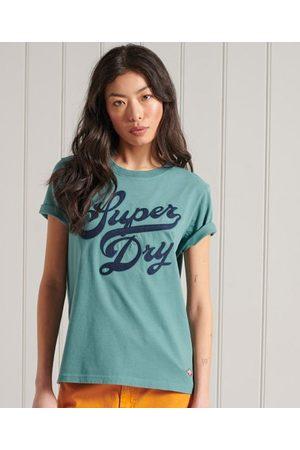 Superdry Dames T-shirts - Workwear T-shirt met print