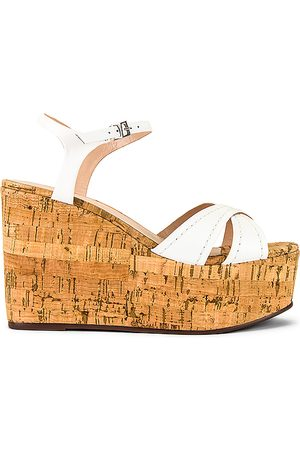 Schutz Bellina Wedge Sandal in