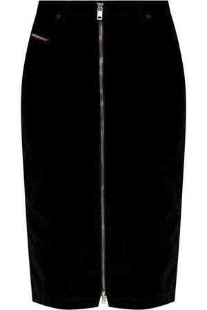 Diesel Branded denim skirt
