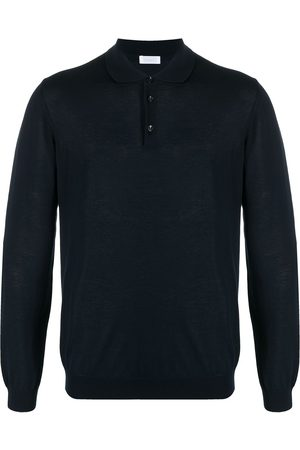 Malo Knitted polo shirt