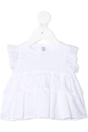 Il gufo Ruffle-trimmed blouse