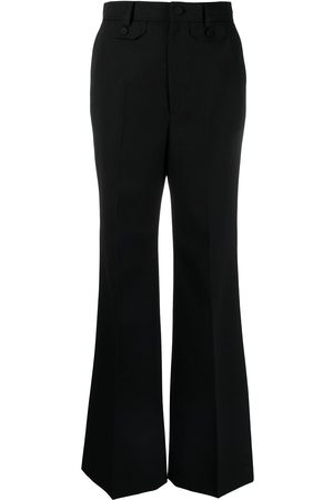 Gucci Flared tailored trousers