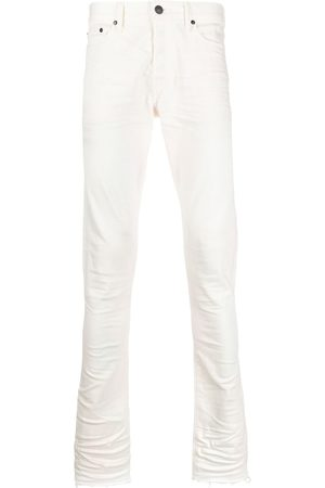 JOHN ELLIOTT Low-rise skinny-fit jeans