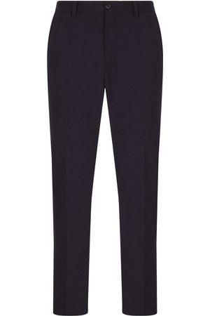 Dolce & Gabbana Tapered leg chino trousers
