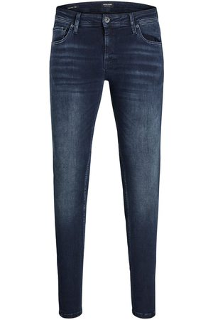Jack & Jones Heren Skinny - Tom Original Jos 910 Skinny Jeans Heren Blauw