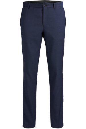 Jack & Jones Super Slim Fit Pantalon Heren Blauw