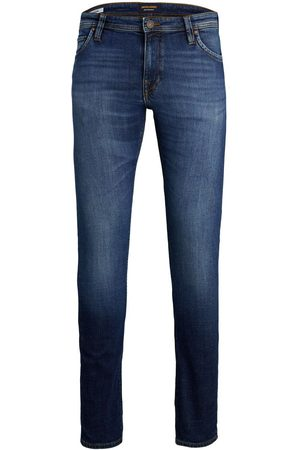 Jack & Jones Heren Slim - Tim Vintage Am 605 Slim/straight Fit Jeans Heren Blauw