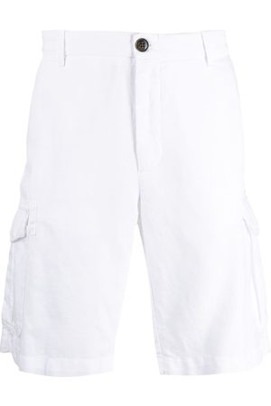 ELEVENTY Straight-leg chino shorts